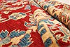 Kazak Red Hand Knotted 1211 X 176  Area Rug 250-30497 Thumb 7