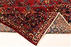 Sarouk Red Hand Knotted 112 X 165  Area Rug 250-30501 Thumb 1