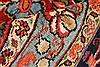 Mashad Red Hand Knotted 138 X 205  Area Rug 250-30506 Thumb 10