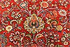 Mashad Red Hand Knotted 138 X 205  Area Rug 250-30506 Thumb 2