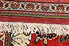 Mashad Red Hand Knotted 138 X 205  Area Rug 250-30506 Thumb 4