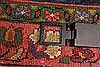 Mashad Red Hand Knotted 138 X 205  Area Rug 250-30506 Thumb 5