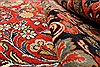 Mashad Red Hand Knotted 138 X 205  Area Rug 250-30506 Thumb 7