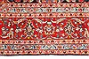 Kashan Red Hand Knotted 80 X 113  Area Rug 255-30514 Thumb 1
