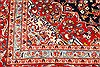 Kashan Red Hand Knotted 80 X 113  Area Rug 255-30514 Thumb 2