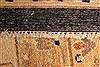 Pishavar Black Hand Knotted 133 X 178  Area Rug 250-30521 Thumb 4