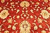 Pishavar Red Hand Knotted 136 X 172  Area Rug 250-30527 Thumb 14