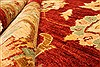 Pishavar Red Hand Knotted 136 X 172  Area Rug 250-30527 Thumb 7