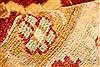 Pishavar Red Hand Knotted 136 X 172  Area Rug 250-30527 Thumb 8