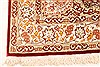 Qum Red Hand Knotted 33 X 50  Area Rug 255-30540 Thumb 10