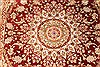 Qum Red Hand Knotted 33 X 50  Area Rug 255-30540 Thumb 11