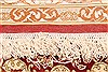 Qum Red Hand Knotted 33 X 50  Area Rug 255-30540 Thumb 2