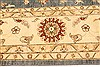 Ziegler Beige Hand Knotted 130 X 203  Area Rug 250-30577 Thumb 1