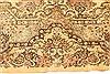 Kerman Beige Hand Knotted 139 X 2310  Area Rug 250-30656 Thumb 1