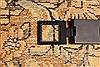 Kerman Beige Hand Knotted 139 X 2310  Area Rug 250-30656 Thumb 6