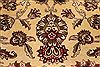 Jaipur Yellow Hand Knotted 90 X 120  Area Rug 301-30719 Thumb 10