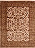 Jaipur Beige Hand Knotted 810 X 119  Area Rug 301-30766 Thumb 0