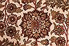 Jaipur White Hand Knotted 93 X 122  Area Rug 301-30784 Thumb 7