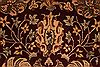 Jaipur Red Hand Knotted 90 X 122  Area Rug 301-30810 Thumb 3