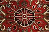 Serapi Red Hand Knotted 99 X 137  Area Rug 301-30924 Thumb 3