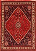Abadeh Red Hand Knotted 37 X 411  Area Rug 276-30952 Thumb 0