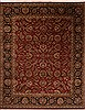 Jaipur Red Hand Knotted 120 X 1411  Area Rug 301-30967 Thumb 0