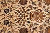 Jaipur Beige Hand Knotted 99 X 141  Area Rug 301-30987 Thumb 3