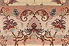 Tabriz Beige Hand Knotted 45 X 68  Area Rug 254-32047 Thumb 2