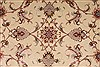 Tabriz Beige Hand Knotted 45 X 68  Area Rug 254-32047 Thumb 3