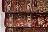 Tabriz Beige Hand Knotted 34 X 50  Area Rug 254-49145 Thumb 18