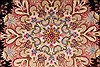 Tabriz Beige Hand Knotted 30 X 50  Area Rug 254-50561 Thumb 8