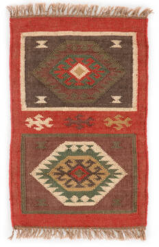 "Jaipur Living Bedouin Red 2'0"" X 3'0"" Area Rug RUG100281 803-62928"