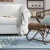 Jaipur Living Coastal Resort Blue Round 80 X 80 Area Rug RUG122906 803-64198 Thumb 6