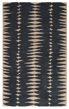 "Jaipur Living En Casa By Luli Sanchez Tufted Grey 2'0"" X 3'0"" Area Rug RUG116812 803-65827"