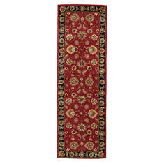 "Jaipur Living Mythos Red Runner 2'6"" X 8'0"" Area Rug RUG103067 803-66697"