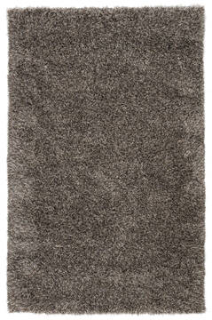 Jaipur Living Nadia Grey Rectangle 5x8 ft Polyester and Wool Carpet 66973