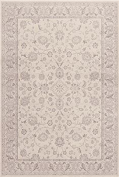 Dynamic IMPERIAL Beige Rectangle 2x4 ft polypropylene Carpet 70086