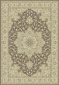 "Dynamic IMPERIAL Brown 2'0"" X 3'11"" Area Rug IM24622601 801-70093"