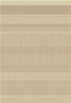 Dynamic IMPERIAL Beige Rectangle 2x4 ft polypropylene Carpet 70094