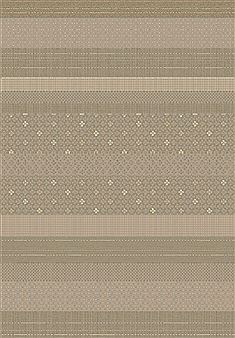 Dynamic IMPERIAL Beige Rectangle 2x4 ft polypropylene Carpet 70095