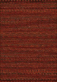 Dynamic IMPERIAL Red Rectangle 2x4 ft polypropylene Carpet 70096