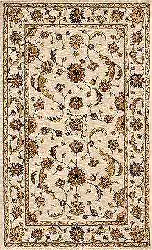 "Dynamic JEWEL Beige Runner 2'2"" X 8'0"" Area Rug JW2870113100 801-70330"