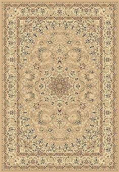 "Dynamic LEGACY Yellow Runner 2'2"" X 7'7"" Area Rug LE2858000700 801-70441"