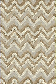 "Dynamic MELODY Grey Runner 2'2"" X 10'10"" Area Rug ME212985018117 801-70715"