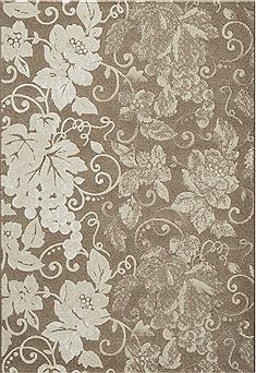 "Dynamic MYSTERIO Brown 2'0"" X 3'11"" Area Rug MS241201600 801-70845"
