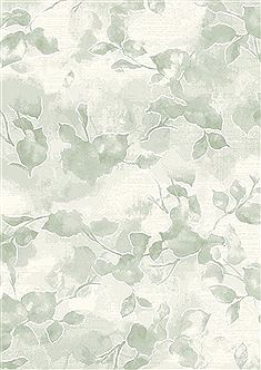 "Dynamic MYSTERIO Green 2'0"" X 3'11"" Area Rug MS2412134400 801-70854"