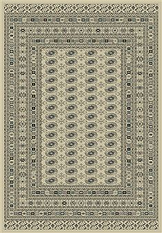 Dynamic Utopia Beige Runner 6 to 9 ft viscose Carpet 72194