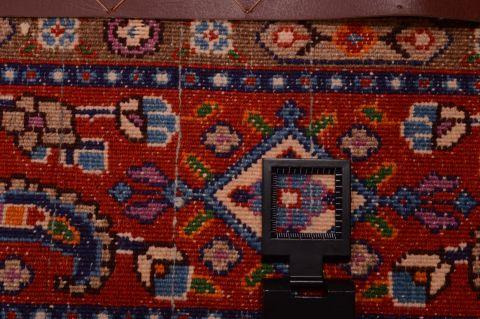 Persian Mood Red Runner 13 To 15 Ft Wool Carpet 74873