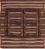 Baluch Brown Square Flat Woven 41 X 46  Area Rug 100-89903 Thumb 0