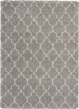 "Nourison Amore Grey 3'11"" X 5'11"" Area Rug  805-96060"
